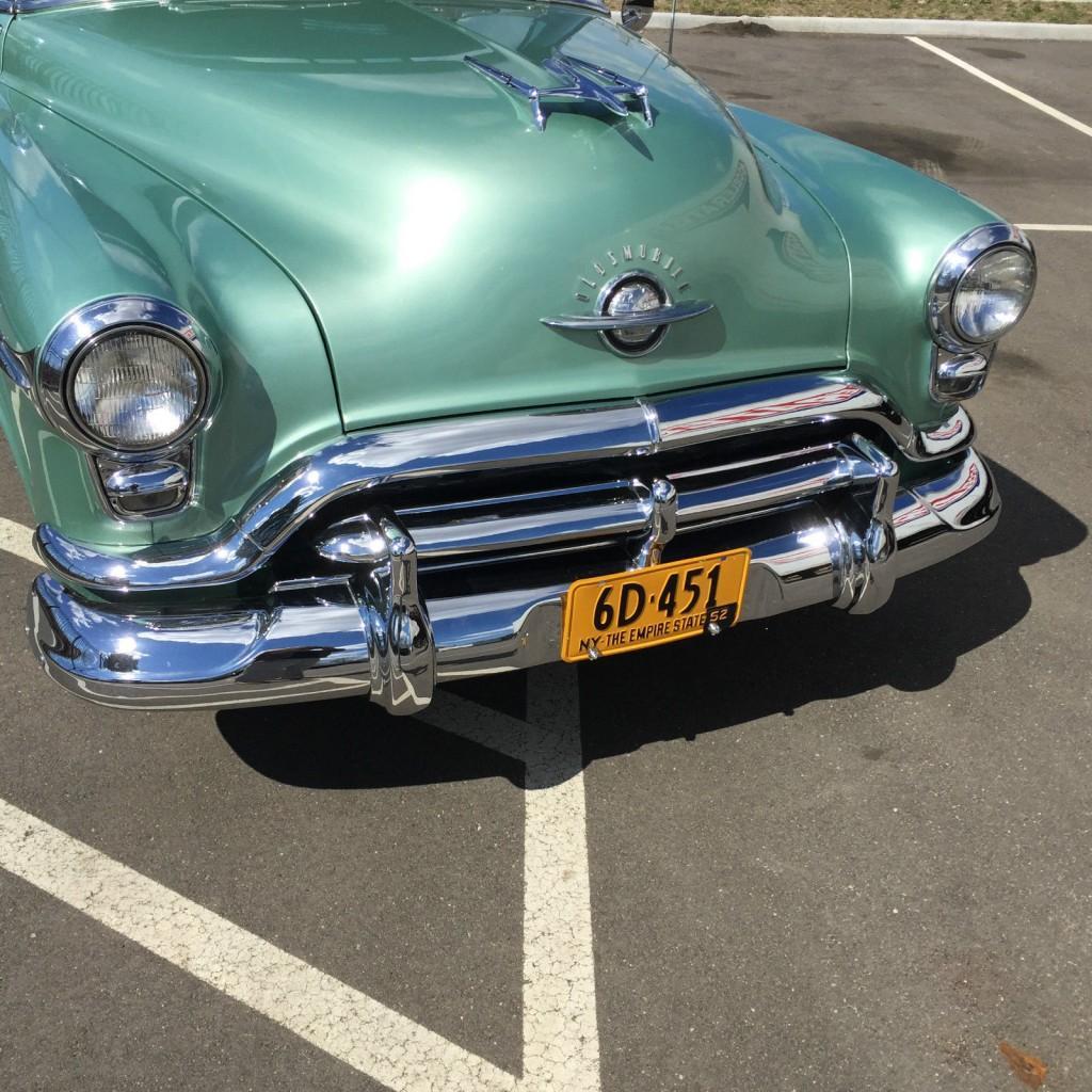 1952 Oldsmobile Ninety-Eight Coupe