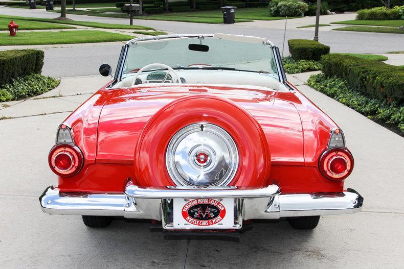 1956 Ford Thunderbird Convertible