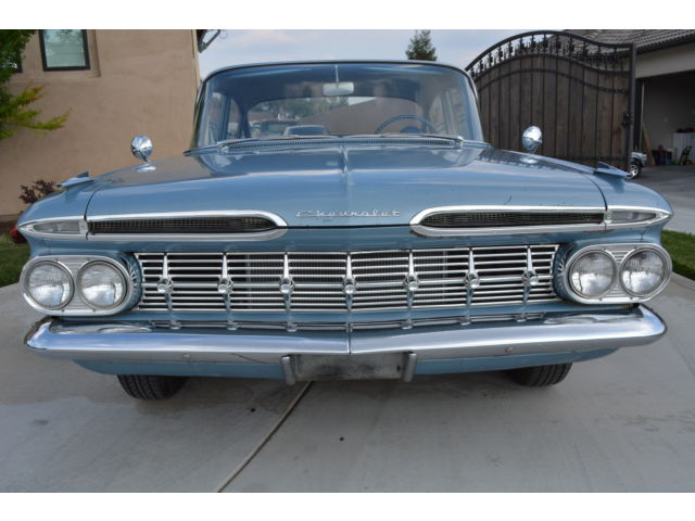 1959 Chevrolet Biscayne for sale