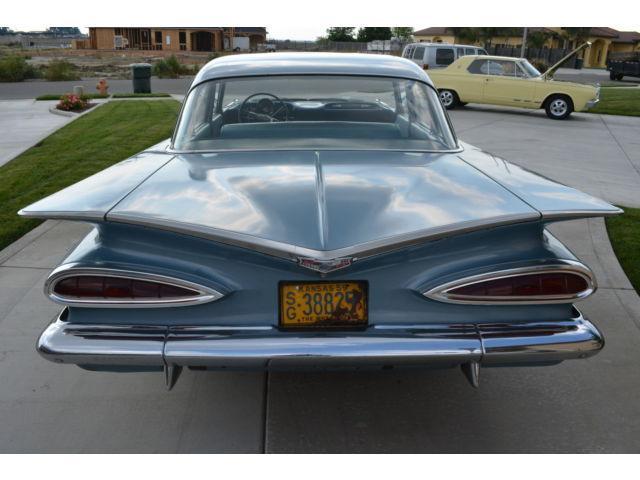 1959 Chevrolet Biscayne For Sale