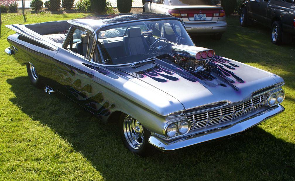 Chevrolet Bel Air >> 1959 Chevrolet El Camino for sale