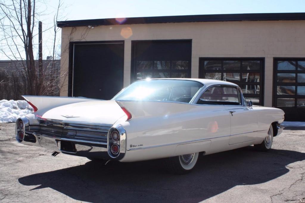 1960 Cadillac Coupe DeVille