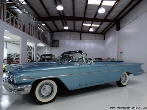 1960 Oldsmobile 98 Convertible for sale
