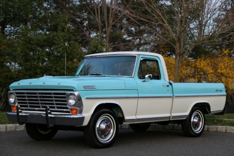 1967 Ford F-100 for sale