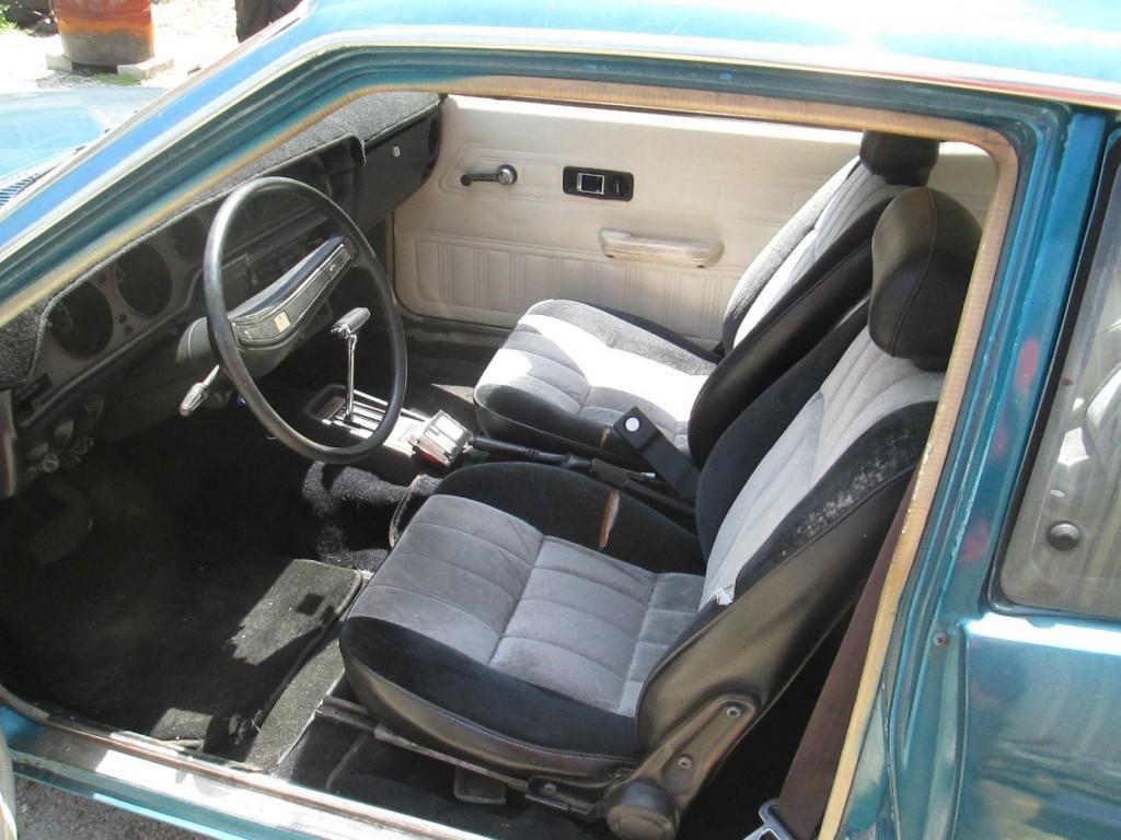 1978 Plymouth Arrow