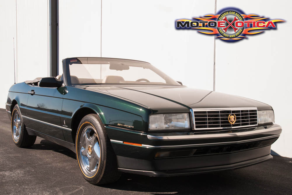 Cadillac Allante American Cars For Sale