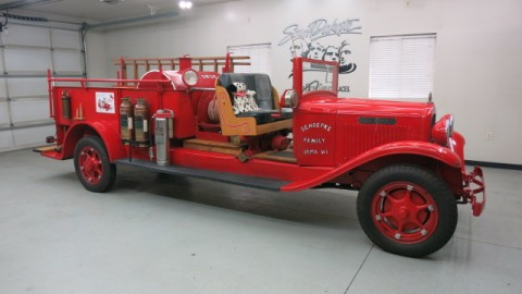1931 Dodge Fire Truck for sale