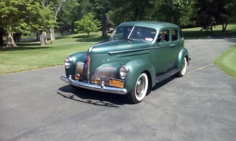 1940 Studebaker Commander for sale
