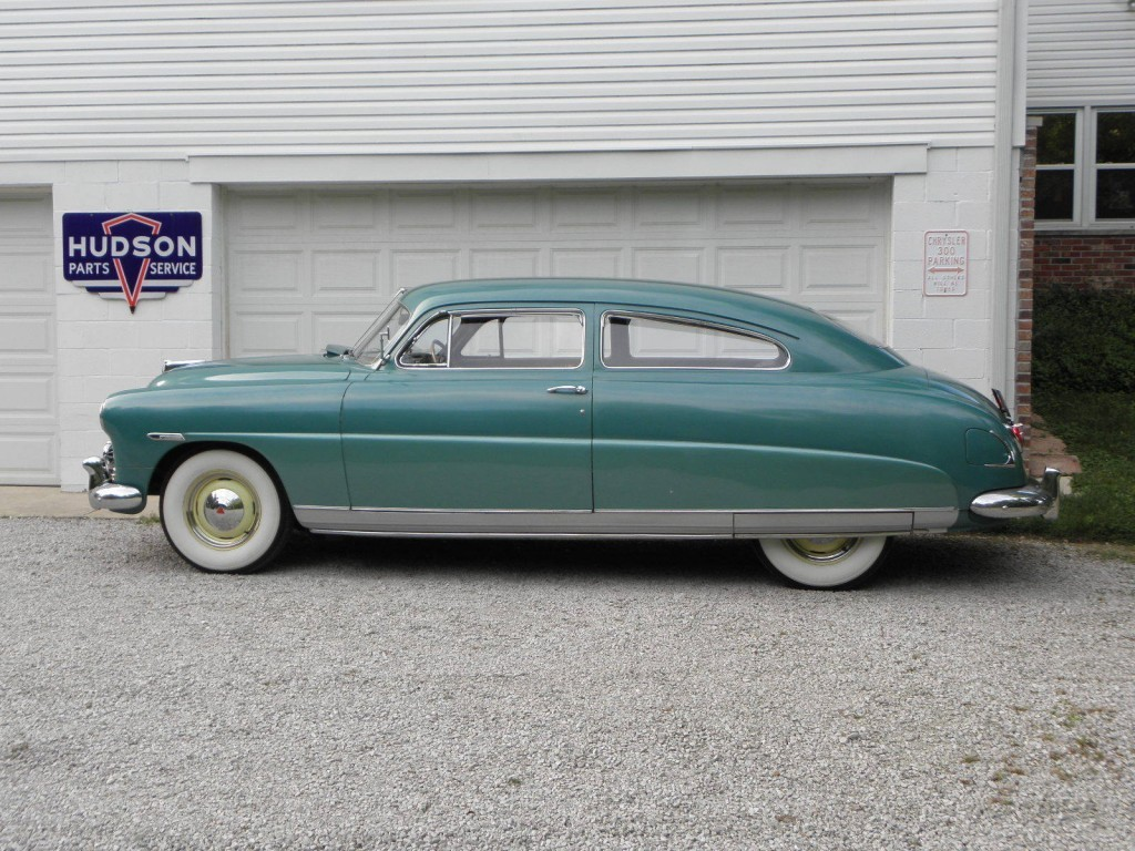 Vehicles For Sale: 1950 Hudson Pacemaker For Sale
