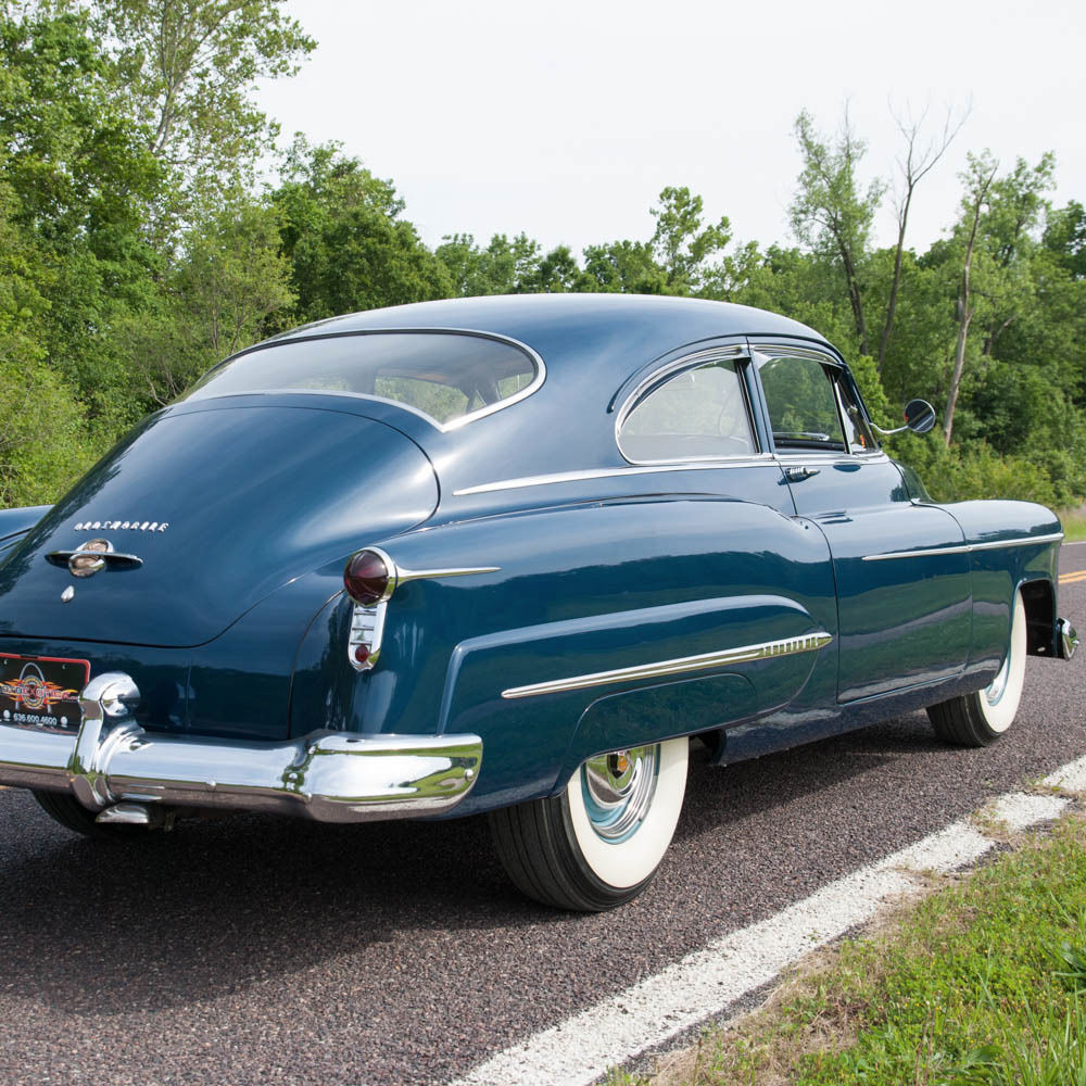 1950 Oldsmobile 98 Deluxe Club Sedan For Sale