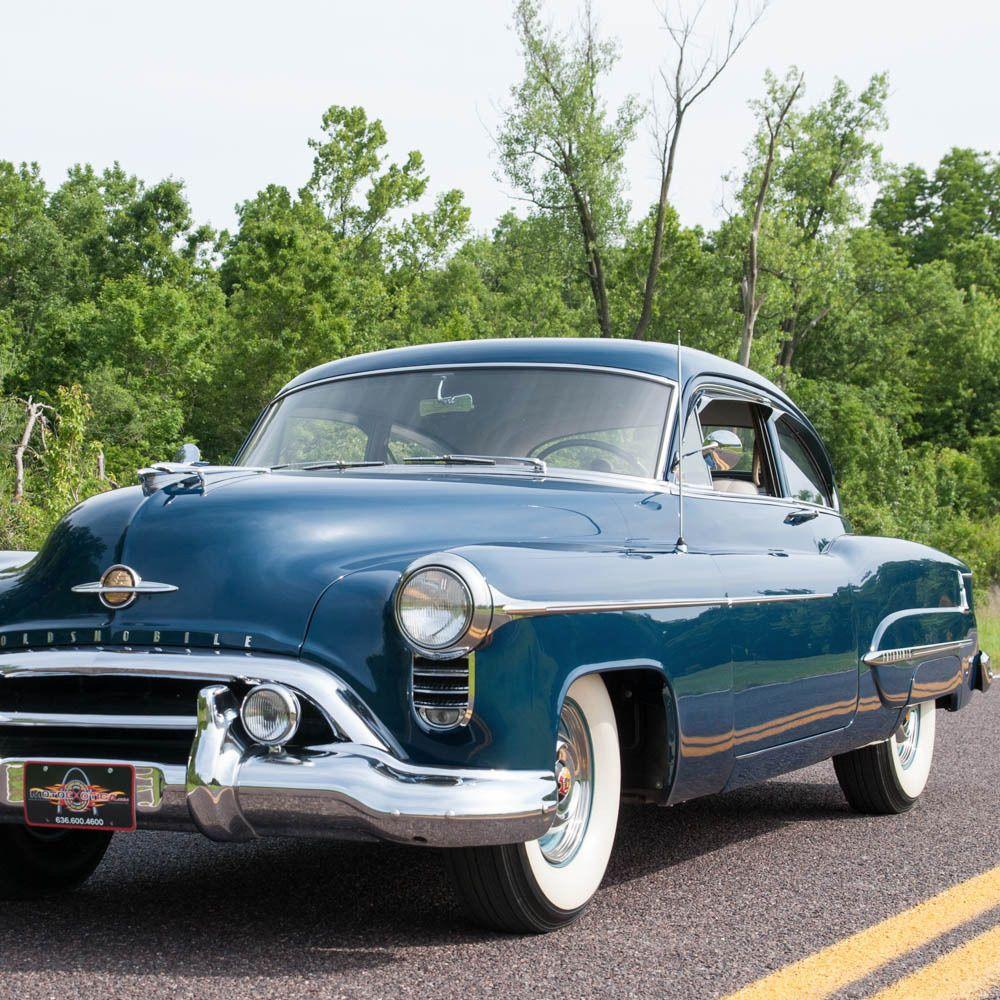 1950 Oldsmobile 98 Deluxe Club Sedan