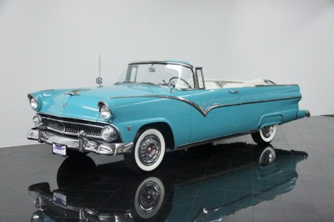 1955 Ford Fairlane Sunliner for sale