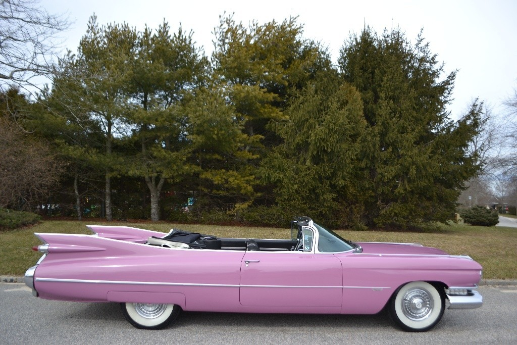 1959 Cadillac Series 62 Convertible