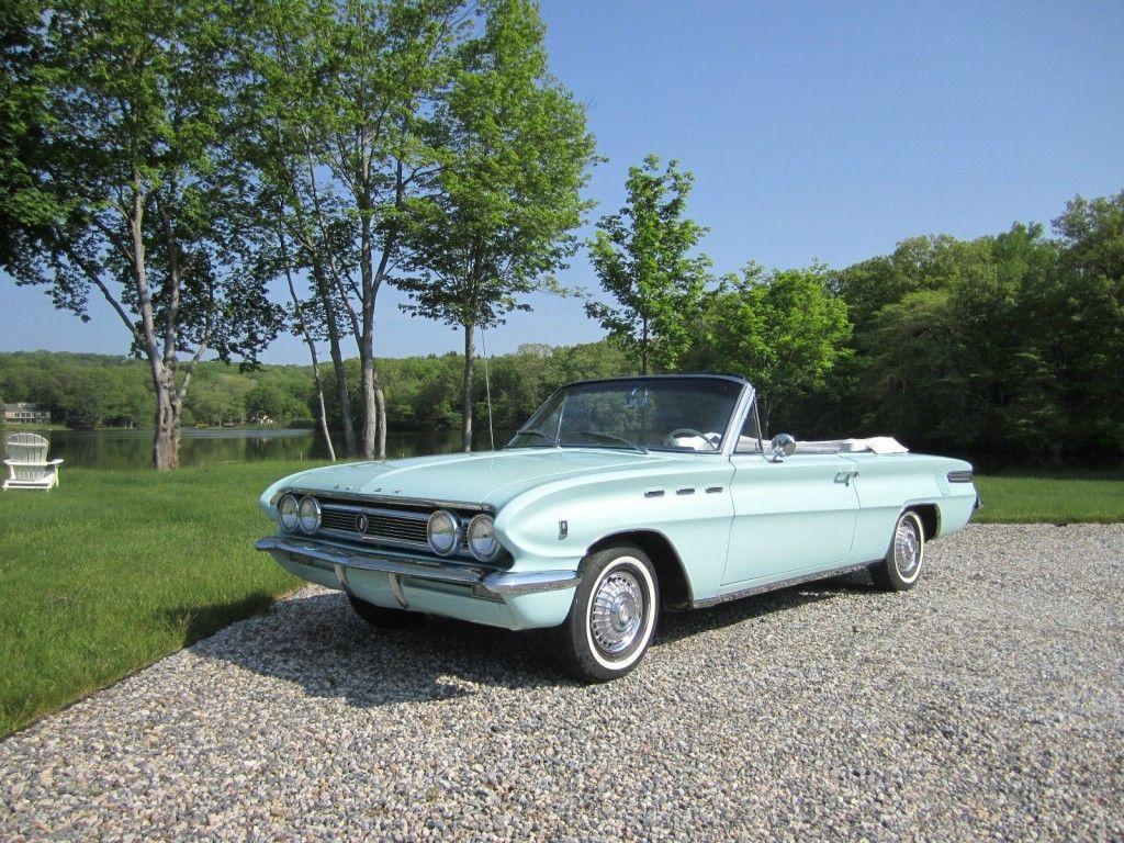 1962 Buick Skylark Convertible