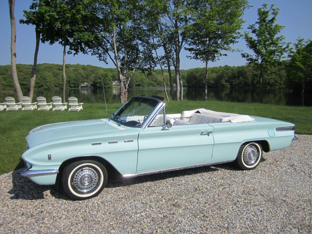1962 Buick Skylark Convertible For Sale