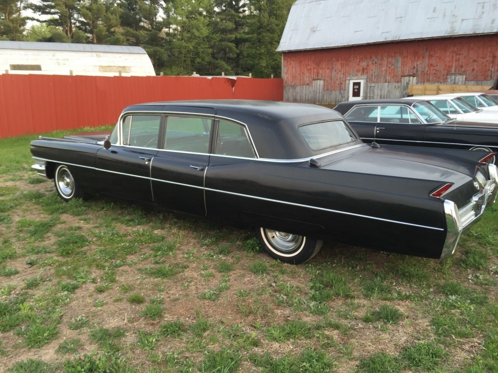 1964 Cadillac Fleetwood Limousine