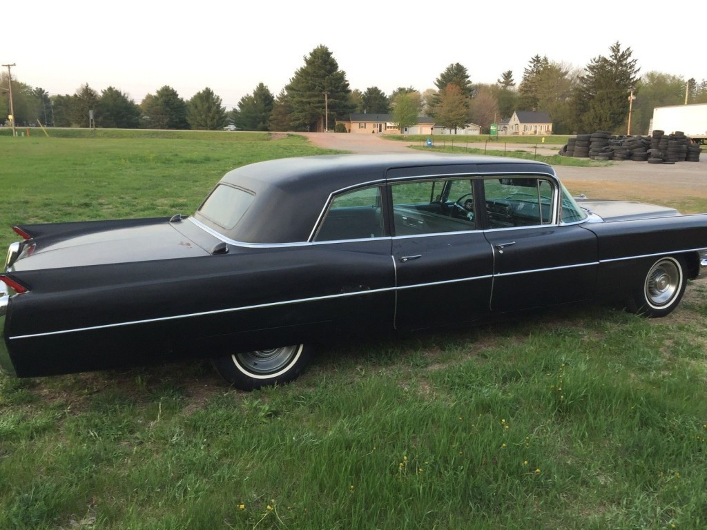Cadillac Fleetwood Limousine American Cars For Sale X X