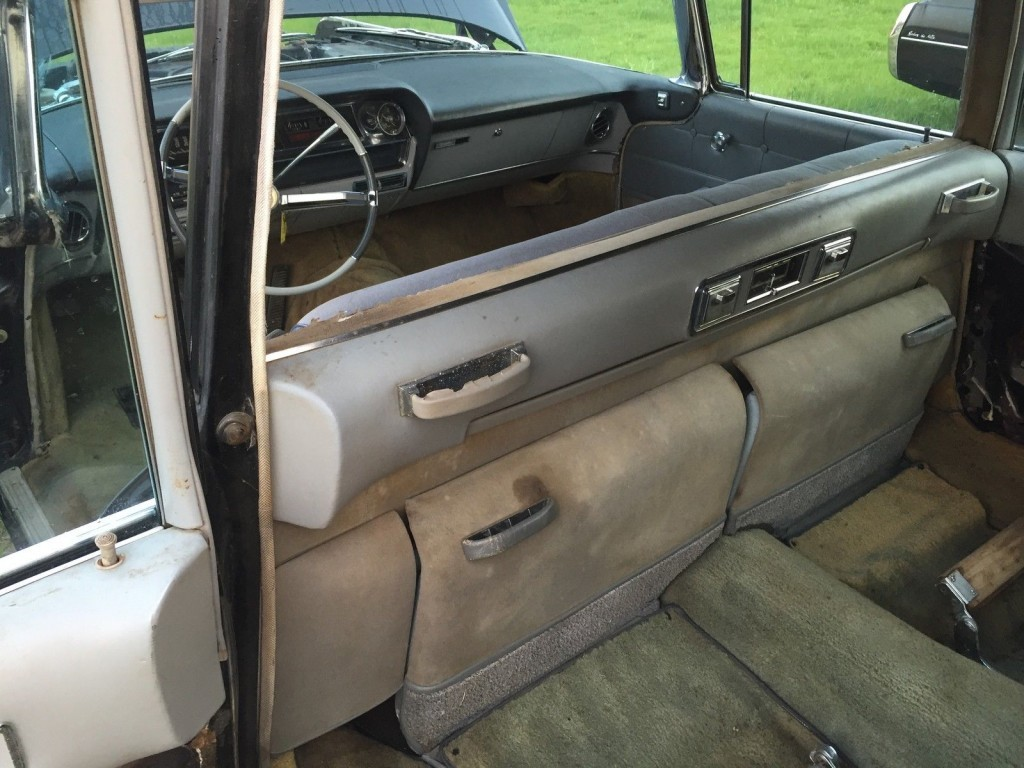 1964 Cadillac Fleetwood Limousine