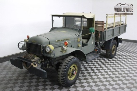 1964 Dodge Power Wagon M601 for sale