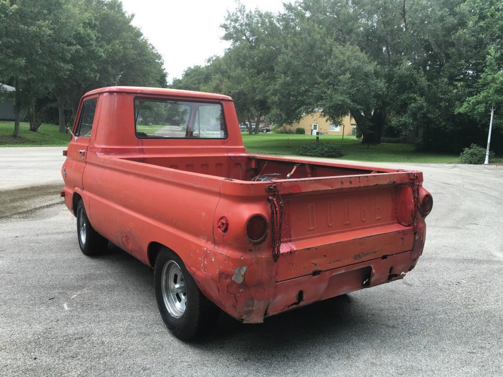 Gmc Truck For Sale >> 1966 Dodge A100 Pickup for sale