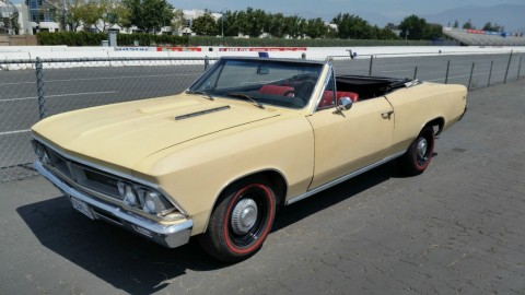 1966 Pontiac Acadian Beaumont for sale