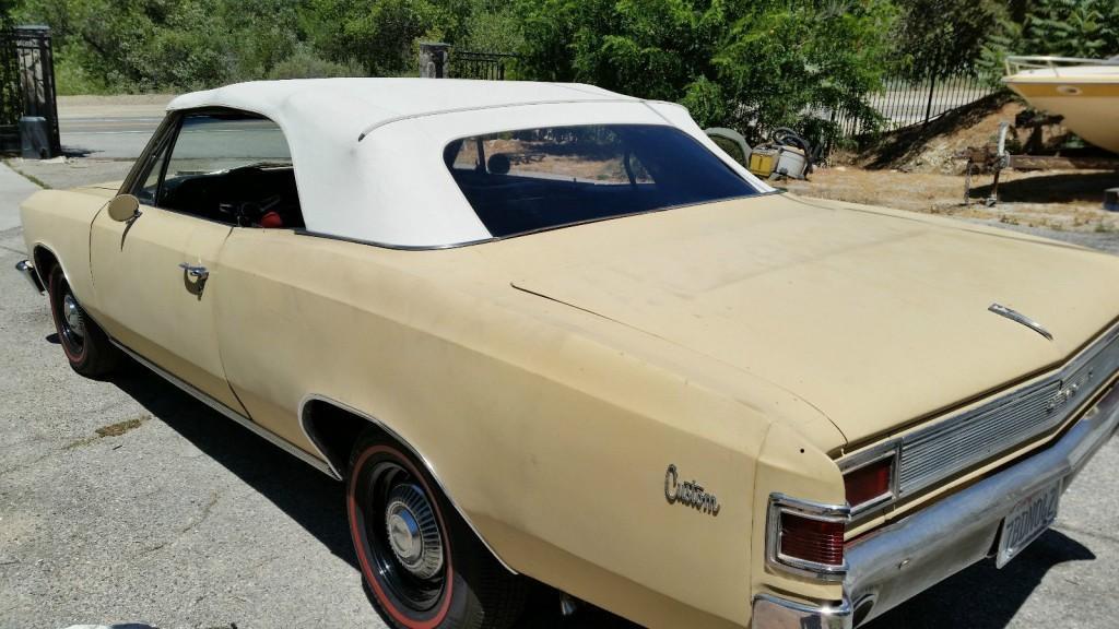 1966 Pontiac Acadian Beaumont