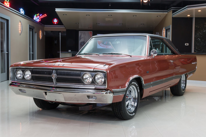 American Auto Sales: 1967 Dodge Coronet 500 For Sale
