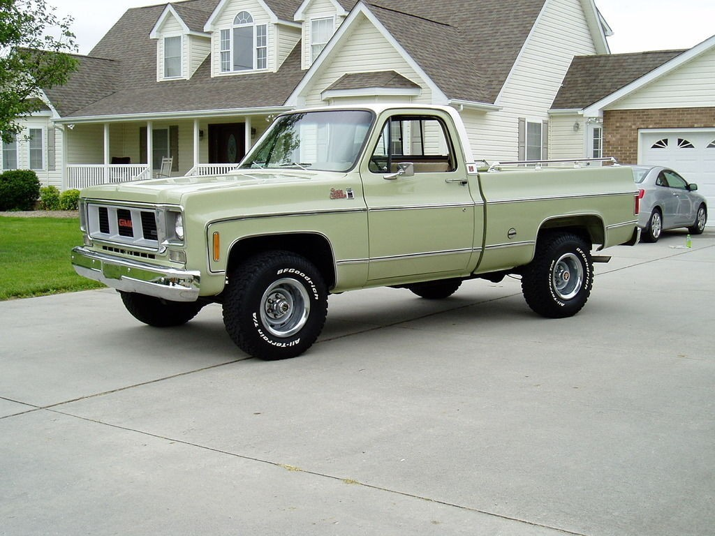 1973 Gmc Sierra 1500 For Sale