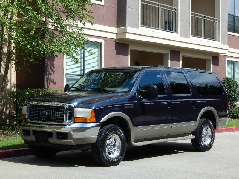 2000 ford excursion for sale. Cars Review. Best American Auto & Cars Review