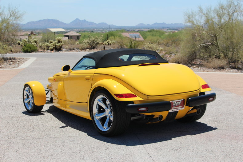 2000 plymouth prowler for sale. Black Bedroom Furniture Sets. Home Design Ideas