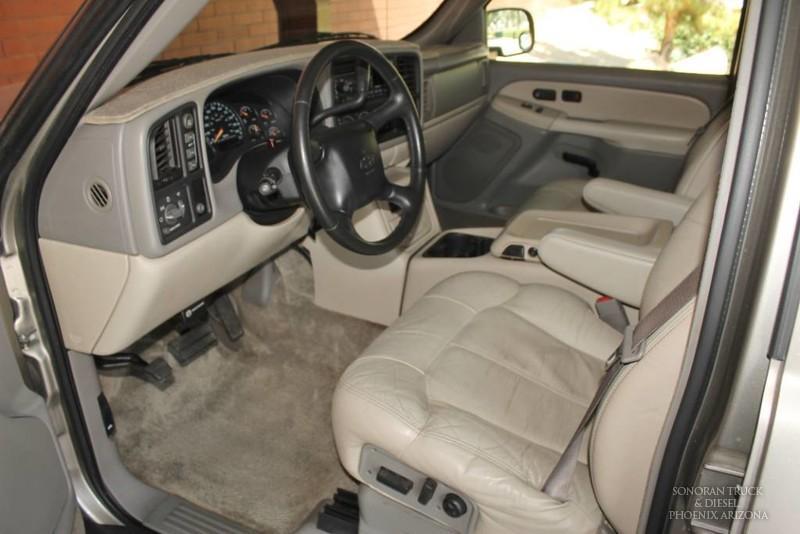 2001 Chevrolet Suburban