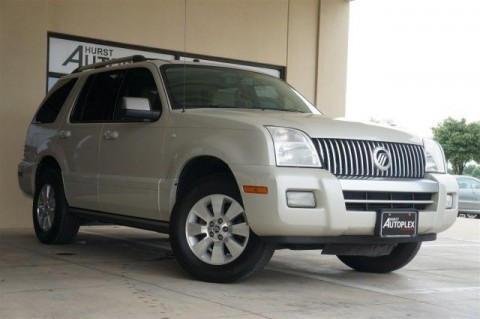 2006 Mercury Mountaineer for sale