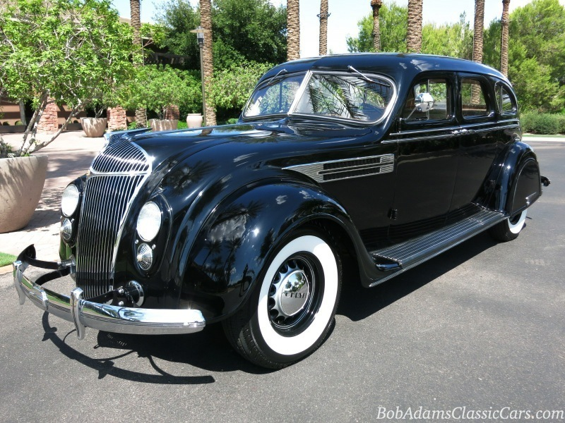 1936 Chrysler Airflow For Sale