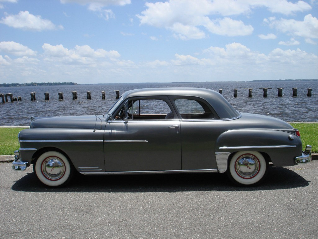 1949 Desoto Club Coupe For Sale