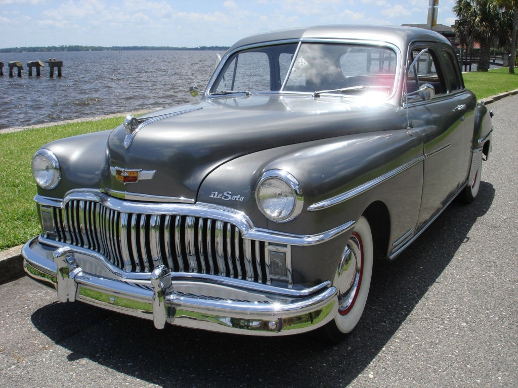 1949 desoto club coupe for sale. Black Bedroom Furniture Sets. Home Design Ideas