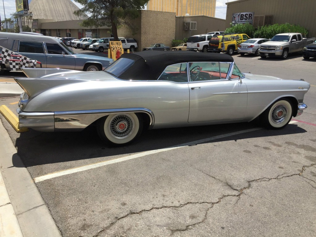 1957 Cadillac Eldorado Biarritz Convertible for sale