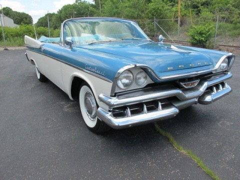 1957 Dodge Custom Royal Convertible for sale