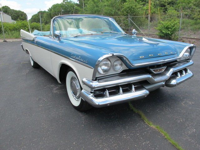 Dodge Ramcharger 2017 >> 1957 Dodge Custom Royal Convertible for sale