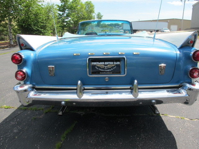 1957 Dodge Custom Royal Convertible