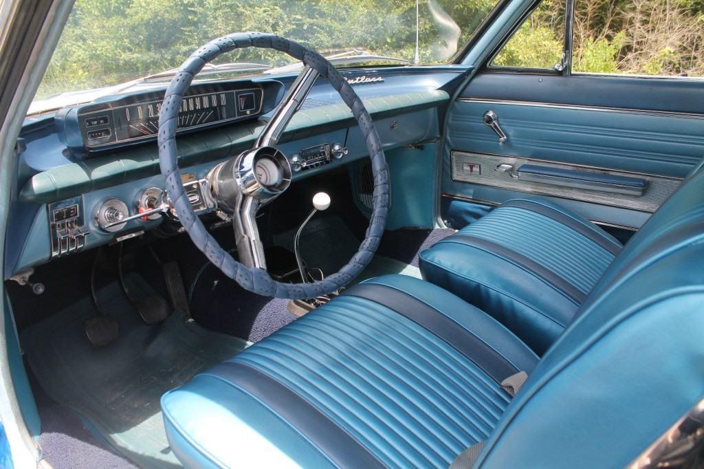 1962 Oldsmobile Cutlass F-85