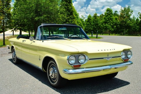1964 Chevrolet Corvair Convertible for sale