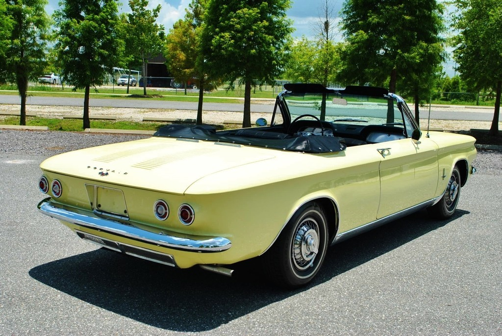 1964 Chevrolet Corvair Convertible