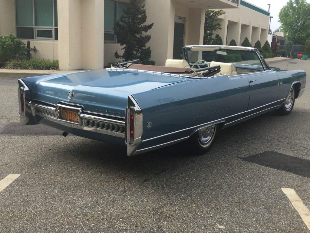 1966 Cadillac Eldorado Convertible For Sale