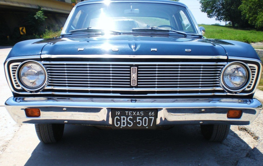 1966 ford falcon for sale