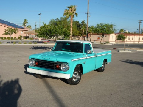 1967 Dodge D100 for sale