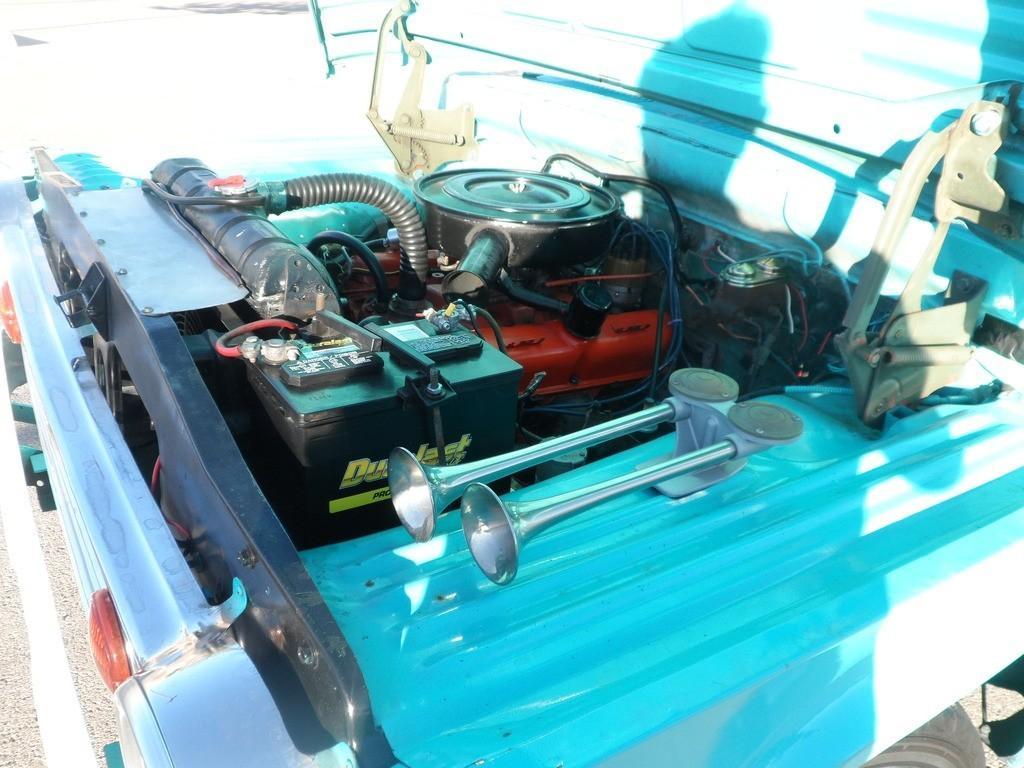 1967 Dodge D100