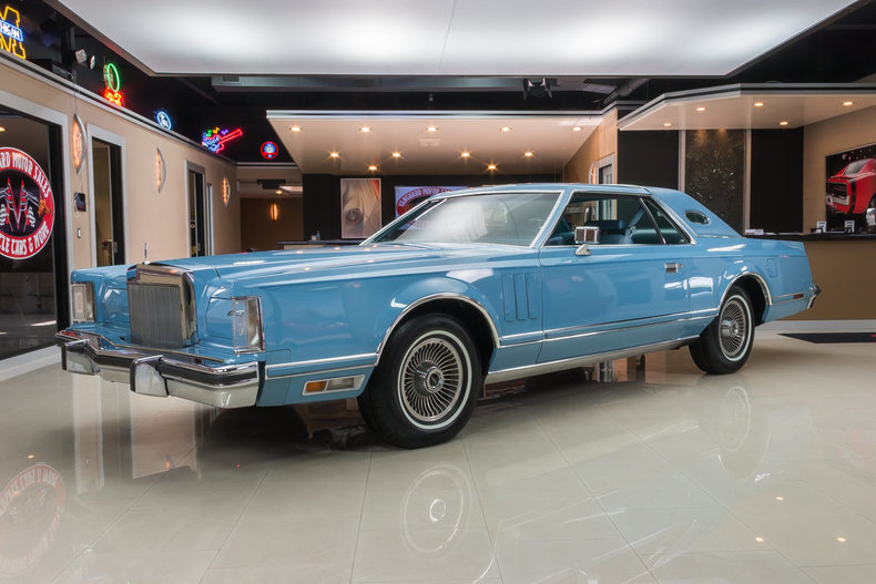 Lincoln Towncar 2017 >> 1978 Lincoln Continental Mark V for sale
