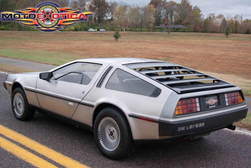 American Auto Sales: 1981 DeLorean DMC-12 For Sale