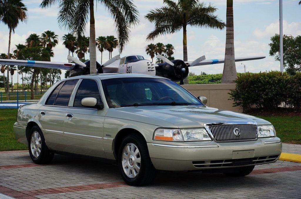 2003 Mercury Grand Marquis LS