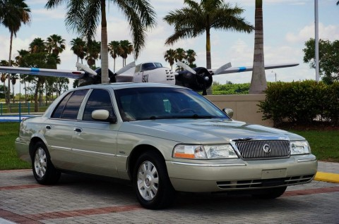 2003 Mercury Grand Marquis LS for sale